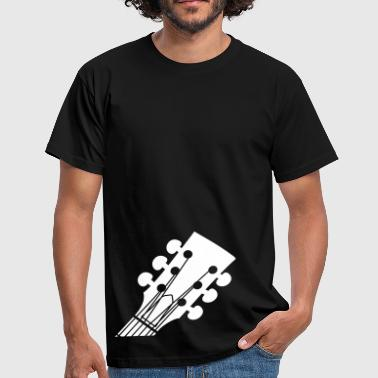 Guitar Strings - Männer T-Shirt