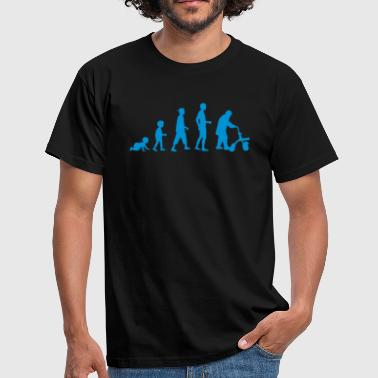 evolution_life_man - T-shirt Homme