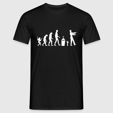Zombie Evolution 2 - T-shirt Homme