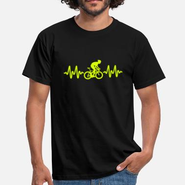 Sport cycling - Men's T-Shirt