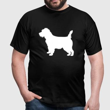 Cairn Dog - Men's T-Shirt