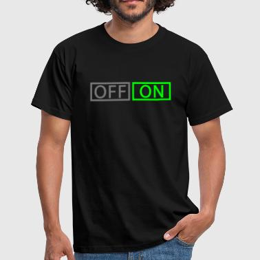 off on - T-shirt Homme