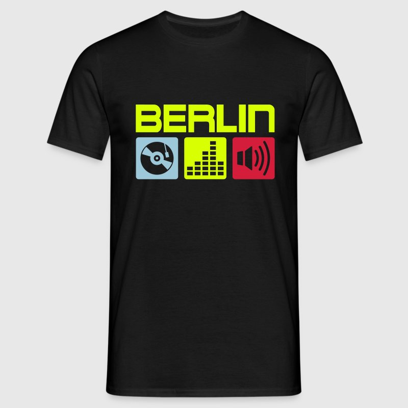 Berlin DJ - Men's T-Shirt