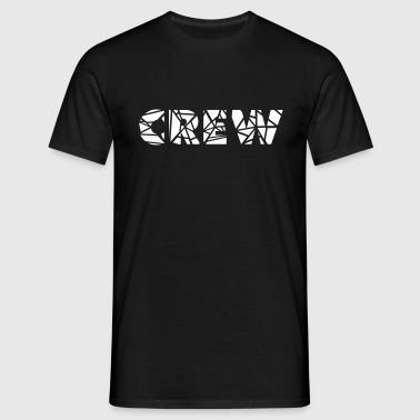 crew - T-shirt Homme