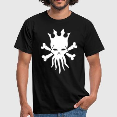 King of death - Cthulhu - Männer T-Shirt