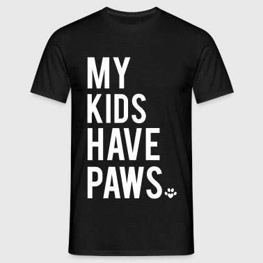 Paws - Men's T-Shirt