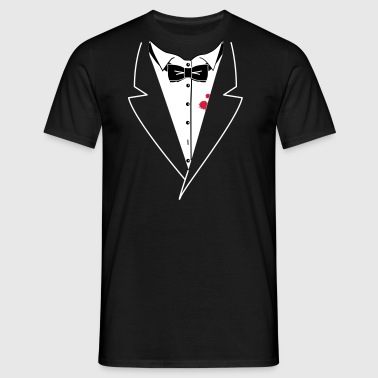 007's smoking Tee - T-shirt Homme
