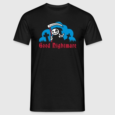 good_nightmare_3c - Herre-T-shirt