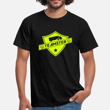 Shield shield teamster - T-shirt Homme