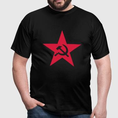 russian star - T-shirt Homme