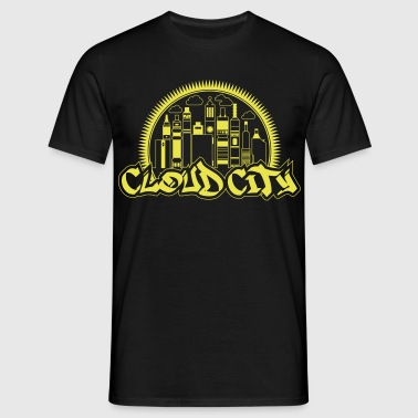 Cloud City T-Shirt - Mannen T-shirt