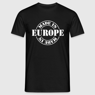made_in_europe - Camiseta hombre