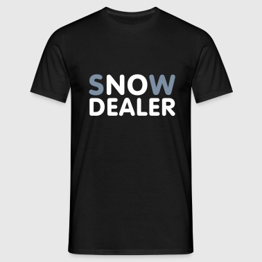 No Dealer | Snow Dealer - T-shirt Homme