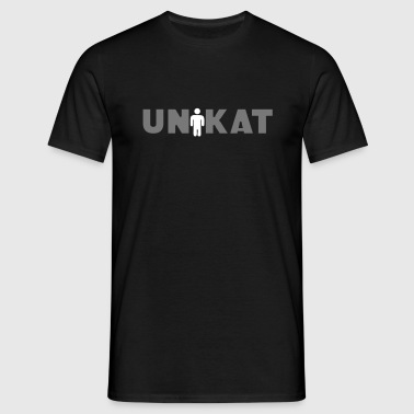 Unik - T-skjorte for menn