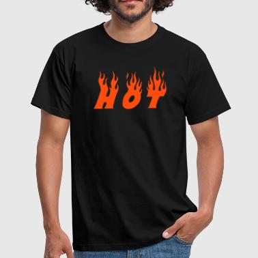 Voltigeren hot - Mannen T-shirt