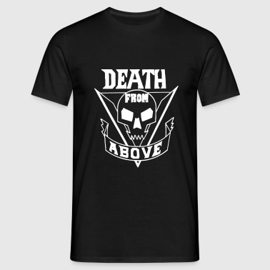 Death From Above Shirt - Männer T-Shirt
