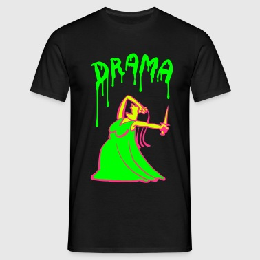 Queen of Drama - Men's T-Shirt