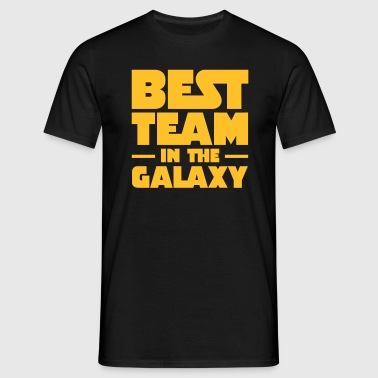 Best Team In The Galaxy - Männer T-Shirt