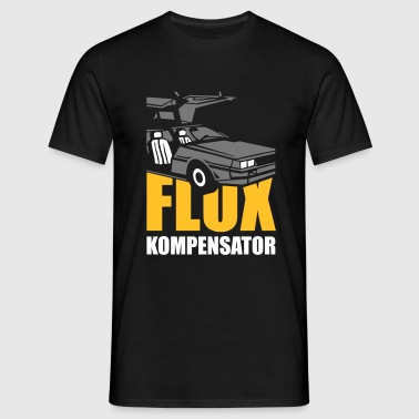 flux_dark_color - T-shirt herr