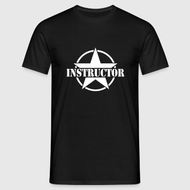 Instructor - Mannen T-shirt