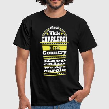 charleroi black country - T-shirt Homme