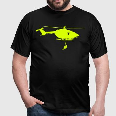 helicoptere dragon - Männer T-Shirt