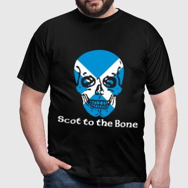 Scot to the Bone - Men's T-Shirt