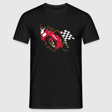 Ducati Supersport Classic - T-shirt herr