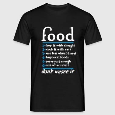 Food - T-shirt Homme