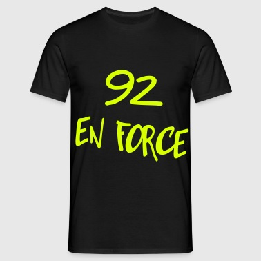 92 en force - T-shirt Homme