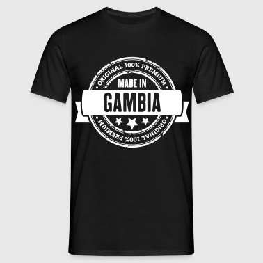 Made in Gambia - Männer T-Shirt