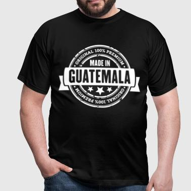 Made in Guatemala - Männer T-Shirt