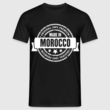 Made in Morocco - Männer T-Shirt