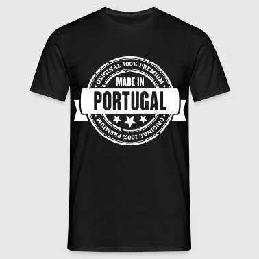 Made in Portugal - Männer T-Shirt