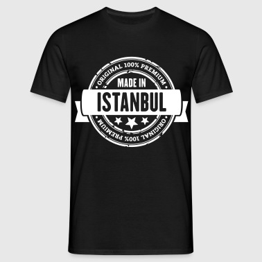 Made in Istanbul - Männer T-Shirt