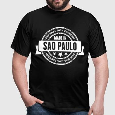 Made in Sao Paulo - Männer T-Shirt