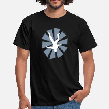 Sun Rays Freeflyer And Sun Rays - Men's T-Shirt