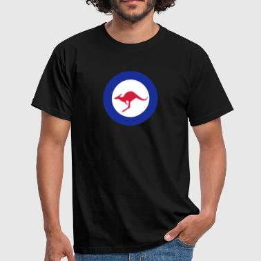 royal australian air force roundell - Men's T-Shirt