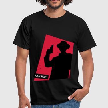 Suchbegriff 39 noir 39 t shirts online bestellen spreadshirt for Film noir t shirts