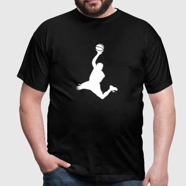 Basketball #3 - Men's T-Shirt
