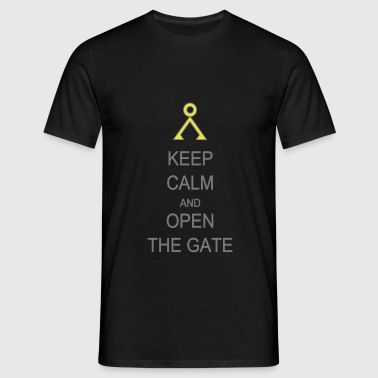 Open the Gate - T-shirt Homme