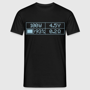 100 Watt - T-shirt Homme