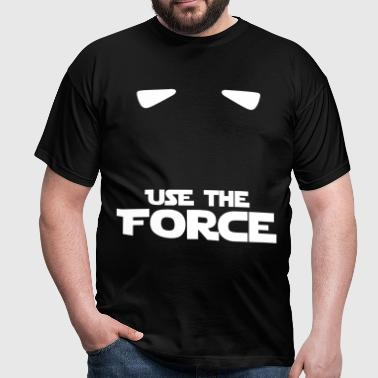 STAR WARS - USE LA FORCE - T-shirt Homme