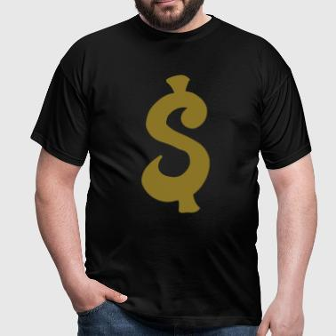 Dollar - T-shirt Homme