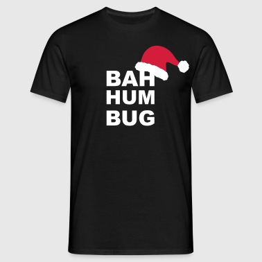 BAH HUM BUG - Men's T-Shirt