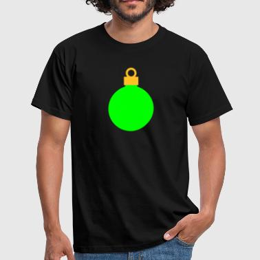 Christmas bauble - Men's T-Shirt