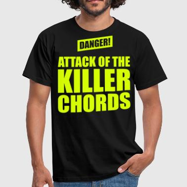 Killer Chords - Männer T-Shirt