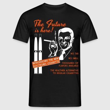 The Future is here! 1940 - T-shirt Homme