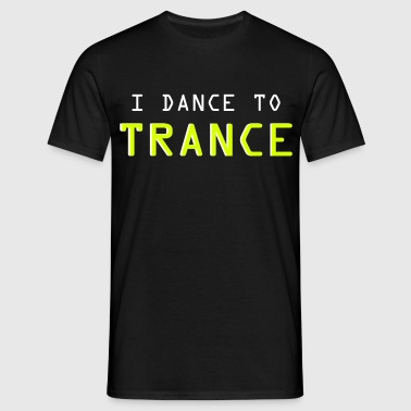 Trance - T-shirt Homme