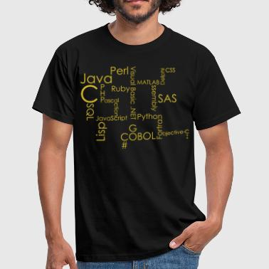 Langages de Programmation - T-shirt Homme